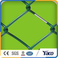 Easy installation Long work life Chain Link Fence Slats Metal Fence