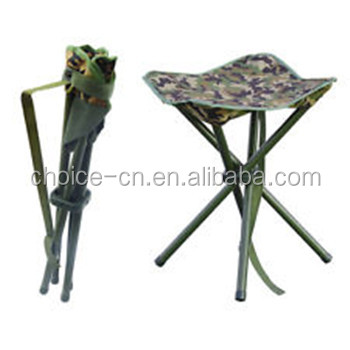 Fishing Chair Foldable Camping Tripod Folding Stool Chair Outdoor