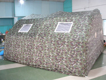 inflatable military tent, inflatable camouflage tent from Guangzhou factory, military camouflage tent for sale