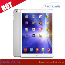 Original 9.7 inch Onda V975s Smart Pad Octa Core 1GB RAM 16GB ROM Support Wifi Bluetooth Android 4.4 Tablet PC