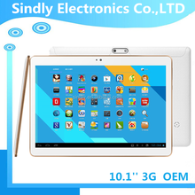 10 inch MT6582 Quad Core 3G tablet 1280*800 5.0MP 1GB 16GB Android 5.1 Bluetooth GPS tablet 10.1""