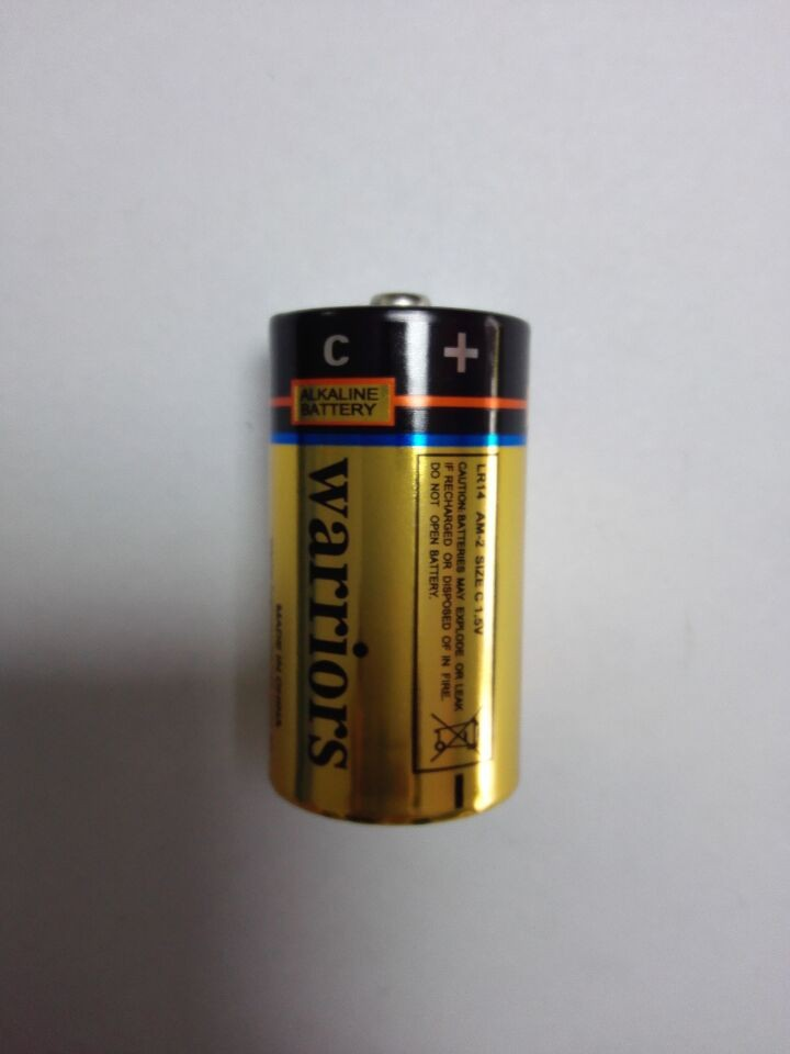 5000mAh Alkaline 1.5V LR14 C Battery