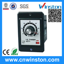 ASTP-Y Adjustable Digital Auto Electronic Multi Range Time Delay Relay with CE