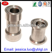 Dongguan manufacturer auto lathe part cnc machine bushing,industrial cylinder bushing,steel machinery bushings/bush