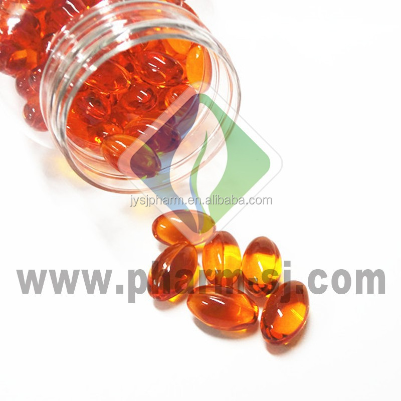 Alibaba china OEM omega 3 fish oil benefit of fish oil softgel