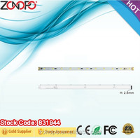 220v 5w 6w 10w linear light ac led pcb no need driver 80ra 80lm top led smd module