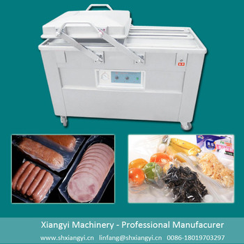 cashew vacuum packing machine/food vacuum packaging machine/fruit and vegetable vacuum packing machine
