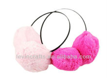 13032824 Winter Rabbit Plush Warm Ear Cover Earmuff
