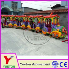 Zhengzhou Yueton Hot Selling Miniature Electric Track Train Set For Sale