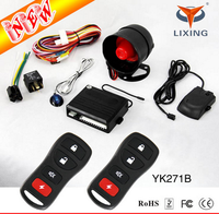 Multiple function car alarm anti-hijacking car finding anti-theft system