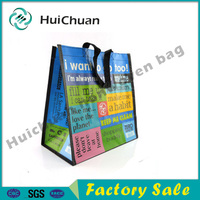 manufacturer wholesale grocery non woven promotional bags
