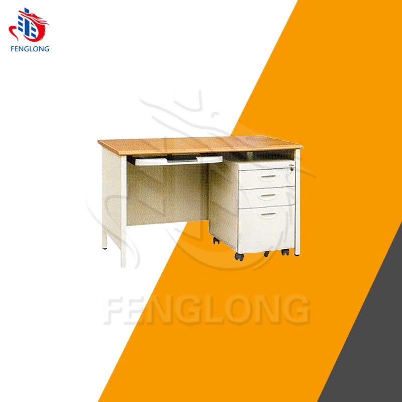 High quality cheap office desk /computer table for staff