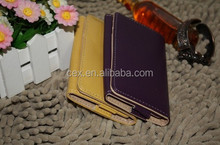 Wholesale - Universal PU Leather Case Cover Flip Wallet With Card Slots For iPhone5