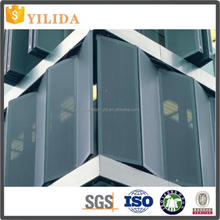 decorative light weight curtain wall metal perforated sheet
