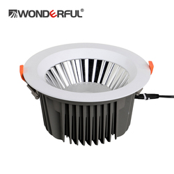 LED lamp wall fitting downlight 50w