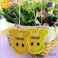 customized gifts cheap wholesale car scent air freshener