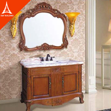 high quality swivel waterproof tall mirror bathroom cabinet