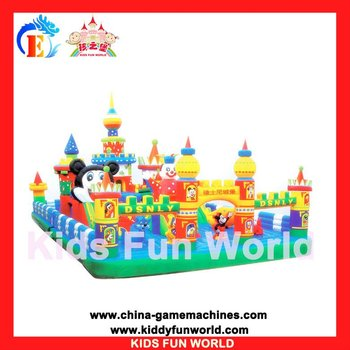Inflatable castle/bounce/bouncy/bouncy house/jumping