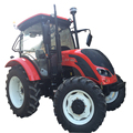 QLN 100hp with YTO engine small wheel tracteur agricole