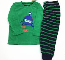 children age group winter pajamas thermal underwears for kids