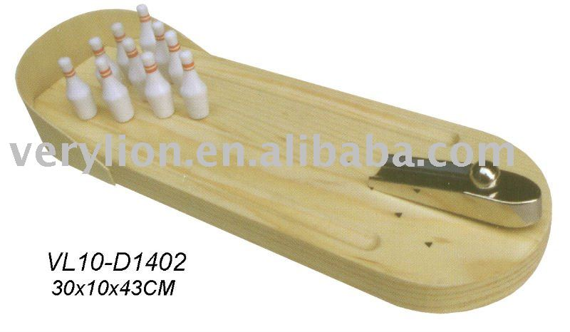 MINI TABLE BOWLING GAME