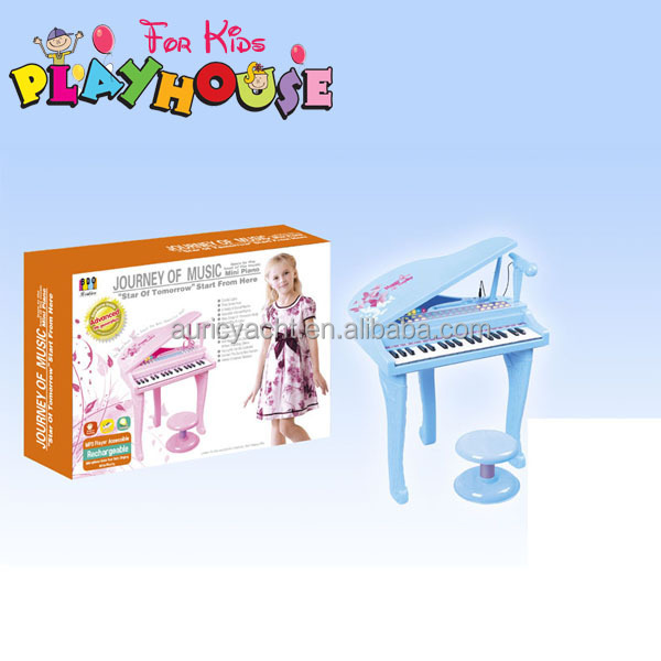 musical fun children electronic organ set toys for birthday gift