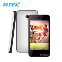 VITEK 4 inch Wholesale 4g lte smart adroid phone, dual sim cheap smart android phone made in china