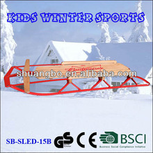2017 New Arrival Adult Snow Ski Sled for Winter Sporting