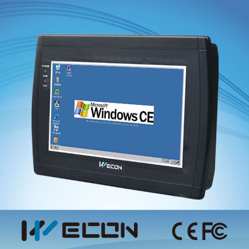 "Wecon 7"" industrial tablet pc with wince system"