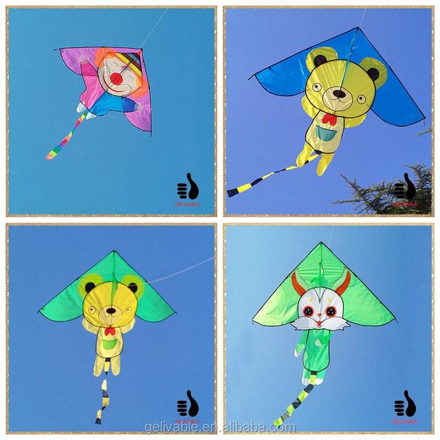 Wholesale 2017 new design delta kites for kids
