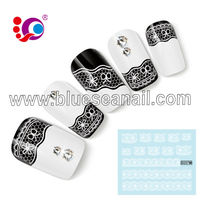 2014 new high quality nail art stickers & decals portable nail art printing machine