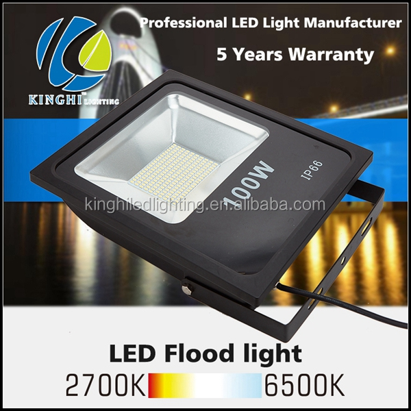 Newest IP65 outdoor led flood light 50W LED project lamp with MW brand driver