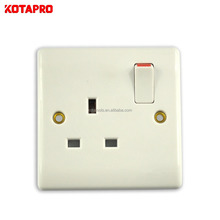safety socket 3 pin wall socket electrical switch socket