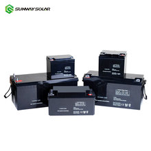 Good price nice quality large storage lead acid batteries 12v 150ah