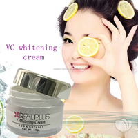 Best effects Vc skin whitening cream for black women reduce pigmentation and deep whitening