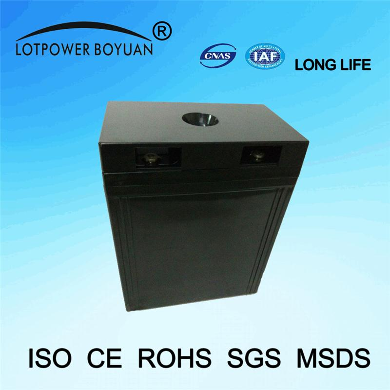 storage 600ah battery Sufficient capacity 2v waterproof rechargeable battery pack battery