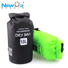 2L 5L 10L 15L 20L 30L Dry Storage Bags Waterproof Ocean Sack Pack Boating Kayaking Fishing Rafting Swimming Diving Dry Bag