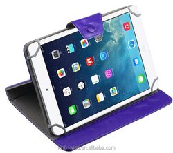 2015 Hot Selling PU leather Universal 7 inch tablet case