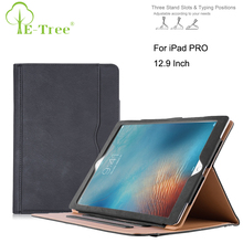 Wallet Leather Stand Folio Case Cover For Apple iPad Pro 12.9 inch With Auto Sleep Wake up