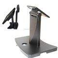 POS machine stand /MS-01B Pos PC Vesa Mount Metal Stand With Pole Display