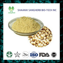 Natrual and free sample Soybean extract soy isoflavones / Soybean oligosaccharides for health care