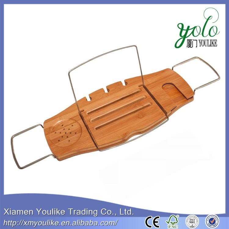 Luxury Bamboo Bathtub Caddy 2.jpg