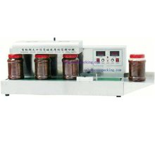 automatic table top sealing machine for big bottles