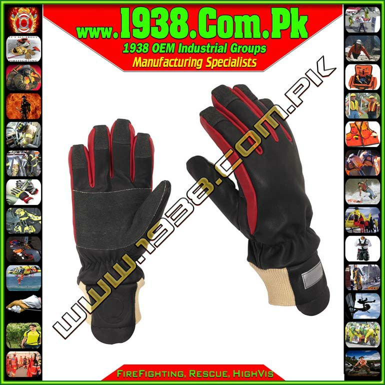 Firemaster Fusion Gloves 1938 {- Made-To-Order -}