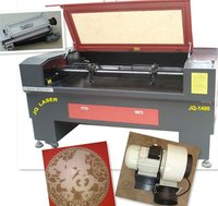Leaher/ Foam figure/ Wooden craft/ Organic mirror- Cutting and Engraving Machine