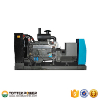 200kW Water Cooling Diesel Generating Set with Four Stroke 250kVA