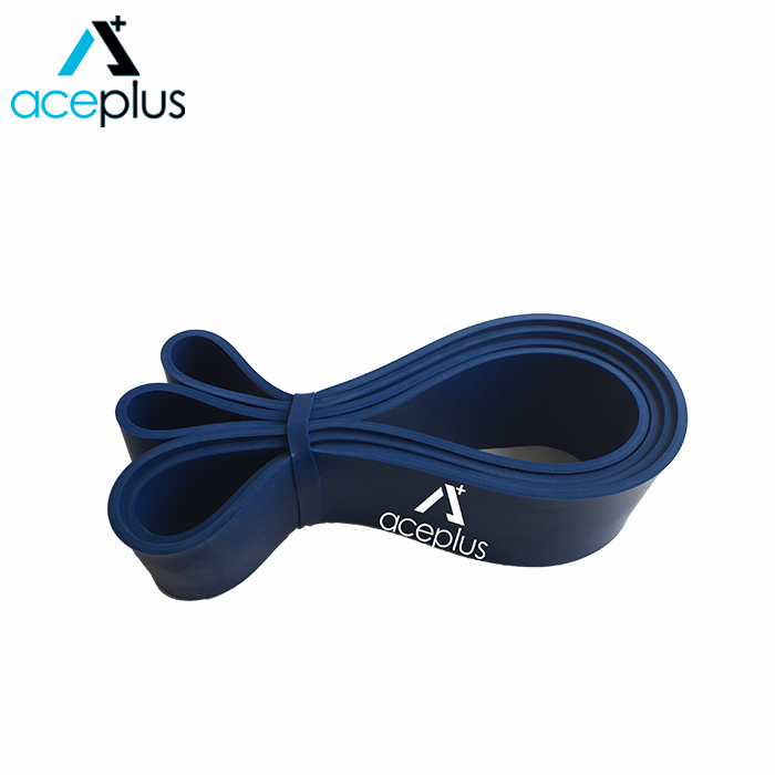 Eco-Friendly Latex Resistance Band/Yoga band/latex exercise loop band