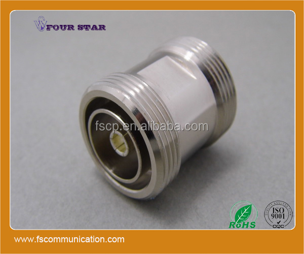 rf 7/16 din female jack to female jack connector adapter