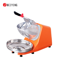industrial colorful ice crusher machine