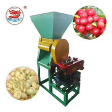 WANMA2548 Factory Direct Sell Coffee Huller Machine